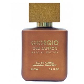 Giorgio Oud Saffron Special Edition EDP 100ml Unisex Perfume
