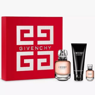 Givenchy L'interdit EDP 80ml 3-Piece Gift Set For Women