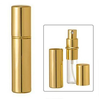 Gold Refillable Perfume Atomiser