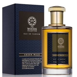 The Woods Collection Green Walk EDP 100ml Perfume For Men