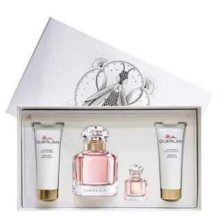 Guerlain Mon Guerlain EDP 80ml 3-Piece Gift Set Perfume