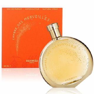 Hermes L'Ambre Des Merveilles EDP 100ml Perfume