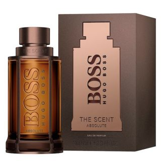 Hugo Boss The Scent Absolute EDP 100ml Perfume For Men