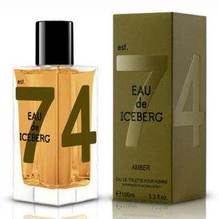 Iceberg Amber EDT 100ml Perfume For Men