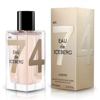 Iceberg Eau de Iceberg Jasmin EDT 100ml Perfume For Women