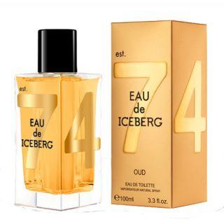 Iceberg Eau De Iceberg Oud EDT 100ml Perfume For Men