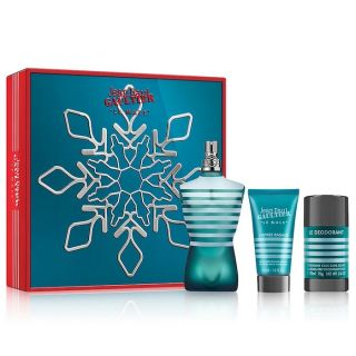 Jean Paul Gaultier Le Male EDT 125ml 3-Piece Gift Set For Men