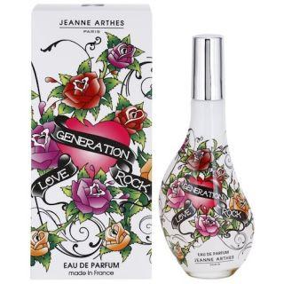Jeanne Arthers Love Generation Rock EDP 60ml Perfume For Women