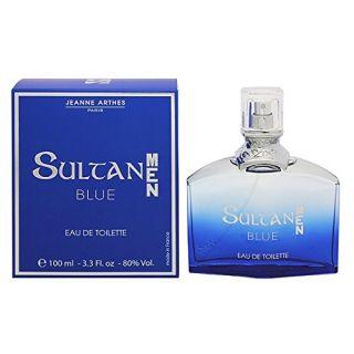 Jeanne Arthers Sultane Blue Men EDT 100ml Perfume