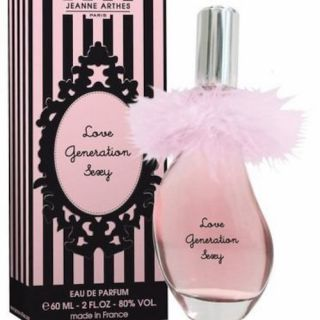 Jeanne Arthes Love Generation Sexy EDP 60ml Perfume For Women