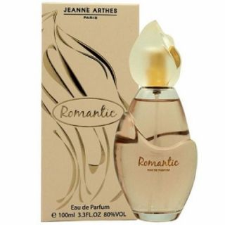 Jeanne Arthes Romantic EDP 100ml Perfume For Women