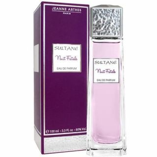 Jeanne Arthes Sultane Nuit Fatale EDP 100ml Perfume For Women