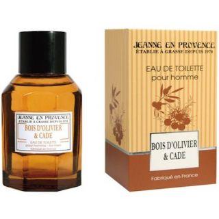 Jeanne En Provence Bois d'Olivier & Cade EDT 100ml For Men
