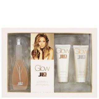 Jennifer Lopez Glow EDP 100ml 3-Piece Gift Set For Women