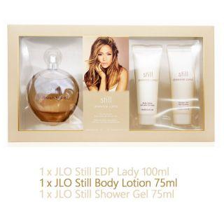 Jennifer Lopez  Still EDP 100ml 3-Piece Gift Set For Women
