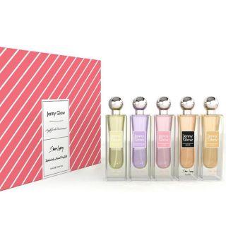 Jenny Glow Sheer Luxury EDP 5-Piece Gift Set For Women