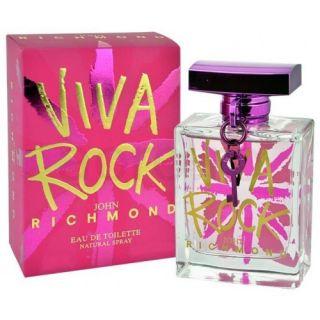 John Richmond Viva Rock EDT 100ml Perfume For Women