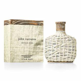 John Varvatos Artisan Pure EDT 125ml Perfume For Men