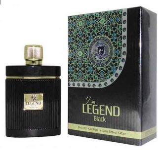 Khalis I'm Legend Black EDP  100ml  Perfume For Men