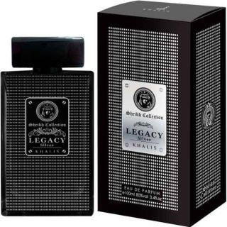 Khalis Legacy Silver EDP 100ml Perfume For Men
