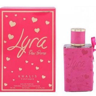 Khalis Lyra Pour Femme EDP 100ml Perfume For Women