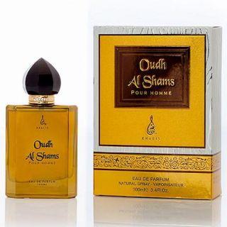 Khalis Oud Al Shams Pour Homme EDP 100ml Perfume For Men
