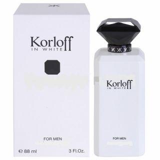 Korloff In White EDP 88ml Perfume For Men