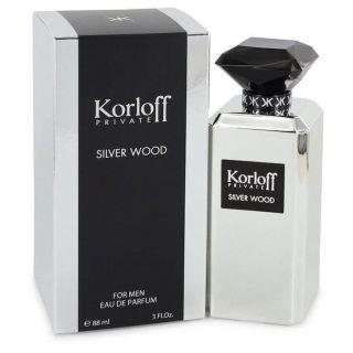 Korlof Private  Silver Wood EDP 88ml For Men