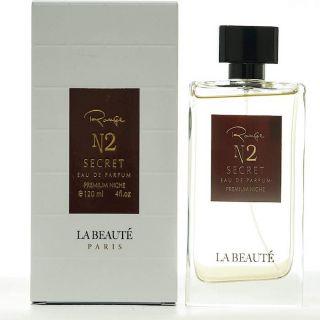 La Beaute Range N2 Secret Premium Niche EDP 120ml For Men