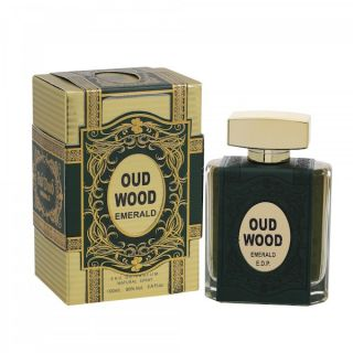 La Parfum Galleria Oud Wood Emerald EDP 100ml Unisex Perfume