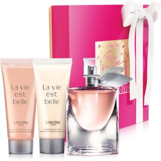 Lancome La Vie Est Belle EDP 100ml Gift Set For Women