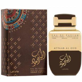 Lattafa Atyaab Al Oud EDP 100ml Arabian Perfume