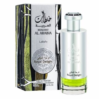 Lattafa Khaltaat Al Arabia Royal Delight EDP 100ml Unisex Perfume