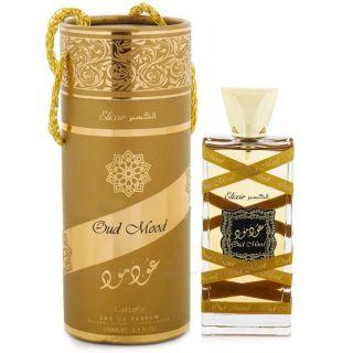 Lattafa Oud Mood Elixir EDP 100ml Perfume For Men