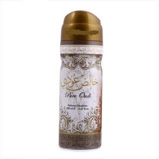 Lattafa Pure Oudi 200ml Deodorant Spray