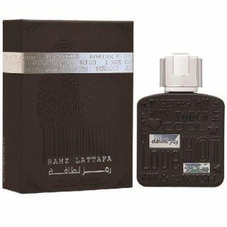 Lattafa Ramz Silver EDP 100ml Perfume For Men
