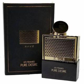 Lattafa Rave Pure Desire EDP 100ml Perfume For Women