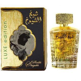 Lattafa Sheikh Al Shyukh Luxe Edition EDP 100ml Perfume For Men