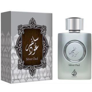 Lattafa Silver Oud EDP 100ml Perfume For Men