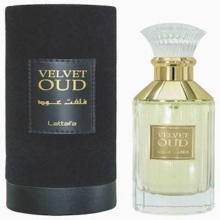 Lattafa Velvet Oud EDP 100ml Perfume For Men