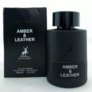 Maison Alhambra Amber & Leather EDP 100ml For Men