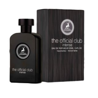 Maison Alhambra The Official Club Intense EDP 100ml For Men