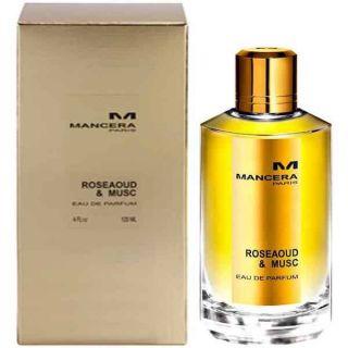 Mancera Roseaoud & Musc EDP 120ml Unisex Perfume