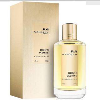 Mancera Roses Jasmine EDP 120ml Unisex Perfume