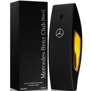 Mercedes Benz Club Black EDT 100ml Perfume For Men
