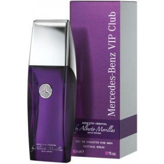 Mercedes Benz VIP Club Addictive Oriental EDT 100ml Perfume For Men