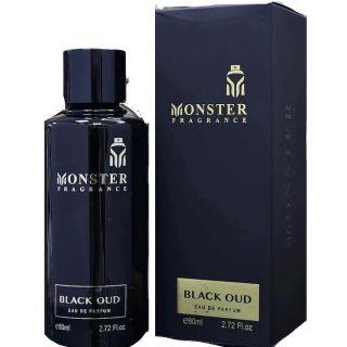 Monster Fragrance Black Oud EDP 80ml For Men