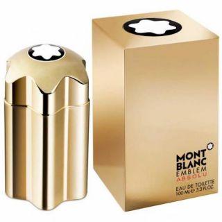 Mont Blanc Emblem Absolu EDT 100ml Perfume For Men