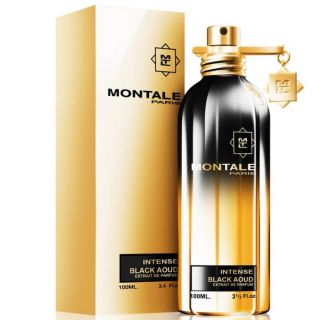 Montale Intense Black Aoud EDP 100ml Perfume