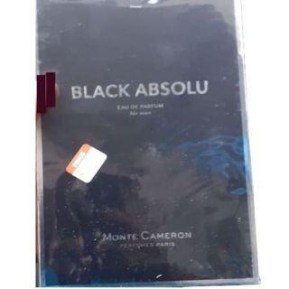 Monte Cameron Black Absolu EDP 100ml Perfume